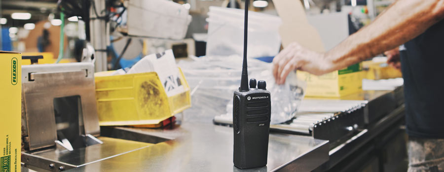 Motorola Solutions Two-Way Radio Maintenance Agreements Emci